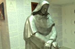 Giordano Bruno, estátua no Acre.