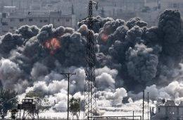 Ataque americano a Síria