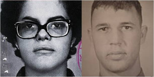 Dilma Rousseff e Mário Kozel Filho