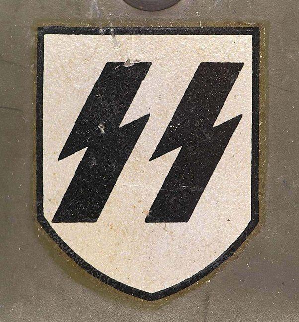 Símbolo da SS nazista