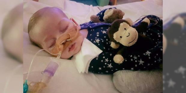 Bebê Charlie Gard, sentenciado à morte