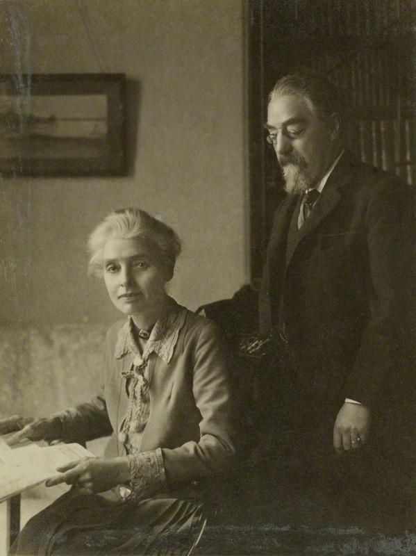 Beatrice e Sidney Webb