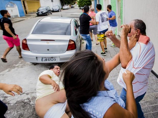 Briga entre apoiadores de Doria e Matarazzo nas prévias do PSDB paulista