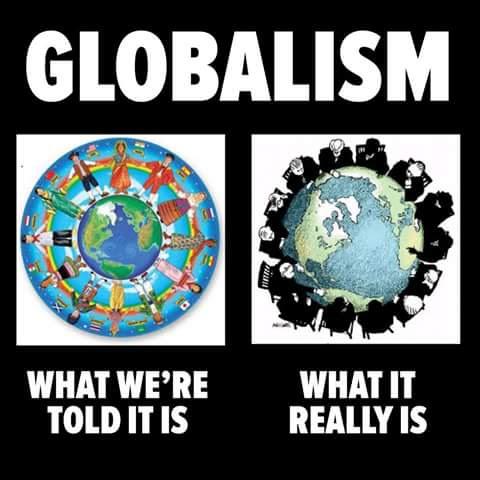 Globalismo - o que nos disseram, o que é