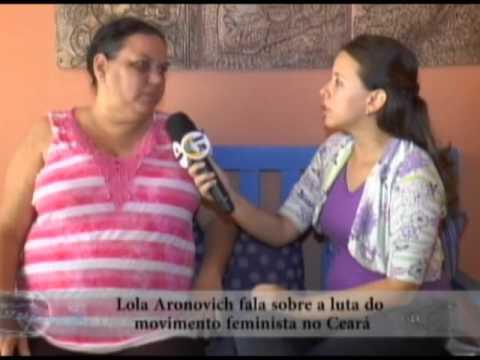 Lola Aronovich, feminista