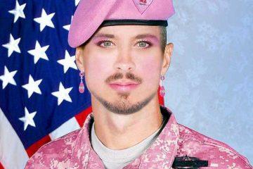 Transgênero nas Forças Armadas americanas