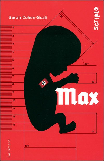 Max, romance de Sarah Cohen-Scali