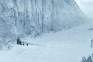 Muralha de Game of Thrones