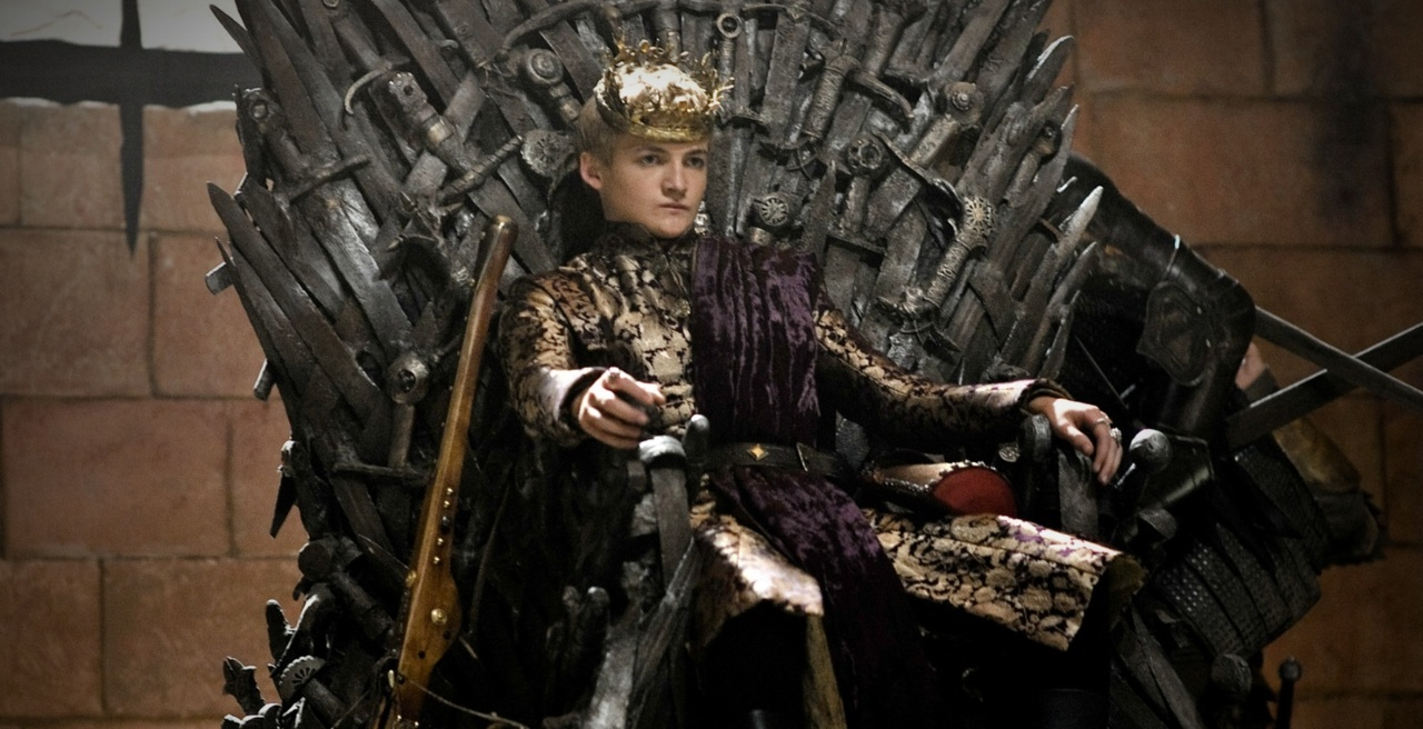 Joffrey Baratheon, filho de Cersei Lannister