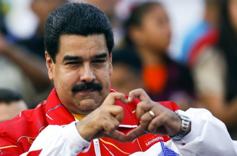 Ditador Nicolás Maduro, que implantou o socialismo na Venezuela