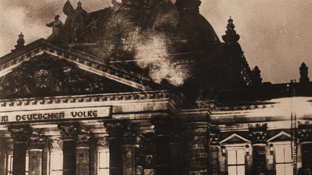 Incêndio no Reichstag