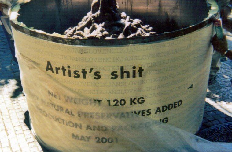 Artist's Shit - Merda do artista