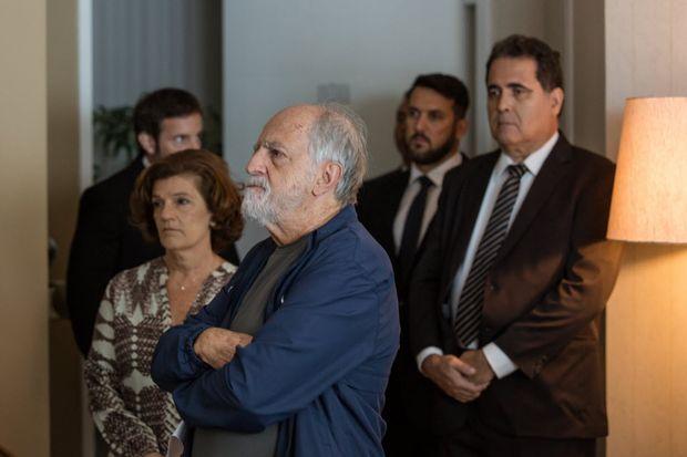 Ary Fontoura como Lula em Polícia Federal: A lei é para todos