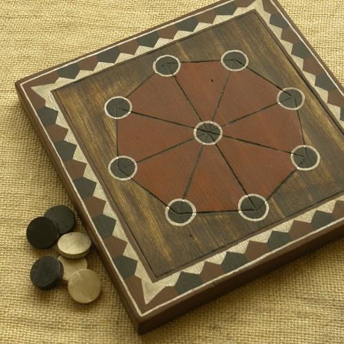 Afro-matemática - jogos africanos