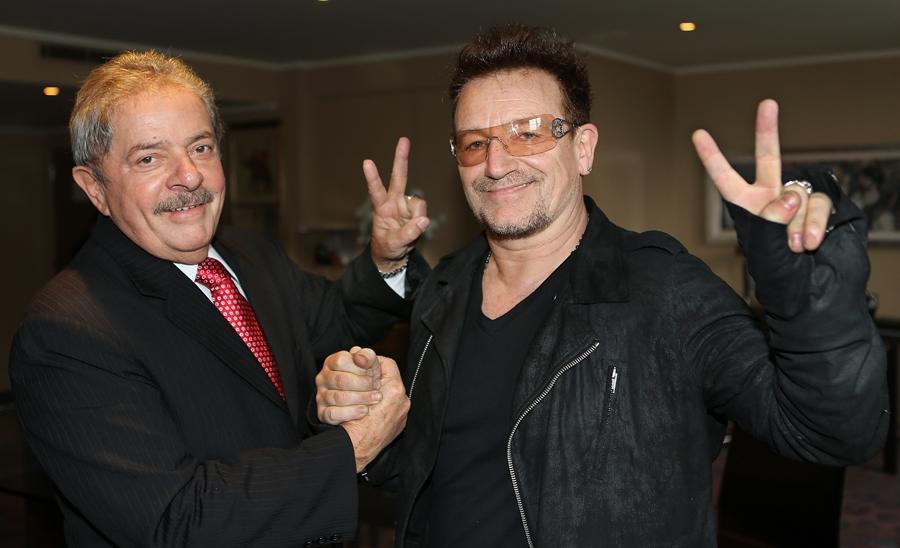 Bono Vox Lula Impostos