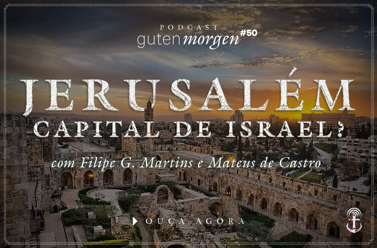 Jerusalém capital de Israel