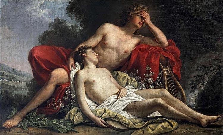 Apolo e Hycinth