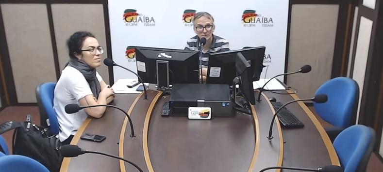 Márcia Tiburi foge de debate com Kim Kataguiri na Rádio Guaíba