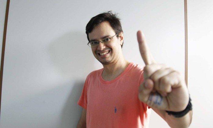 Pedófilo Pedro Henrique Monteiro Araújo enaltecido pelo G1