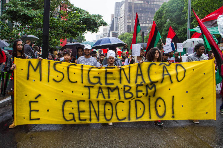 """Afronazismo: """"miscigenação também é genocídio"""""""