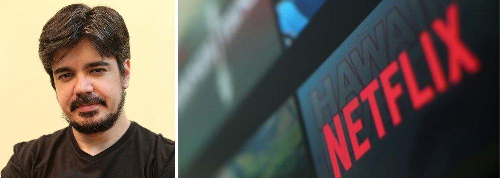 Pablo Villaça cancela a sua conta do Netflix