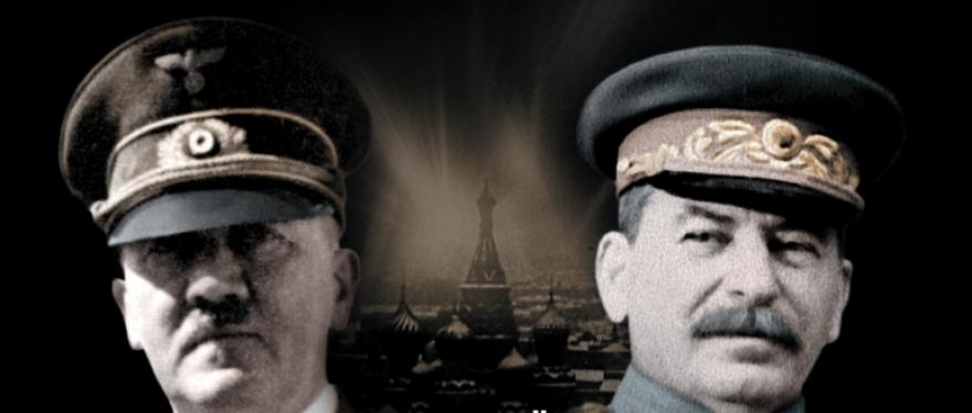 Adolf Hitler e Joseph Stalin