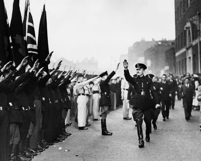 Fascismo: Benito Mussolini marcha sobre Roma