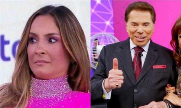 Claudia Leitte Silvio Santos Teleton