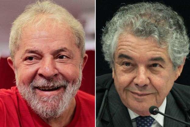 Marco Aurélio Mello manda soltar Lula