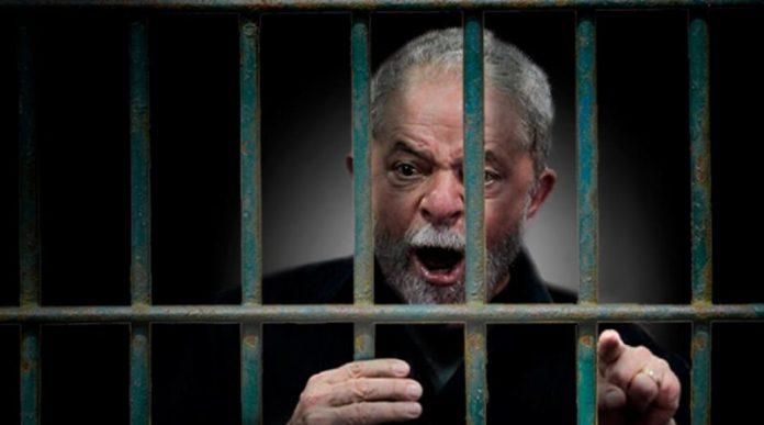 Lula na cadeia