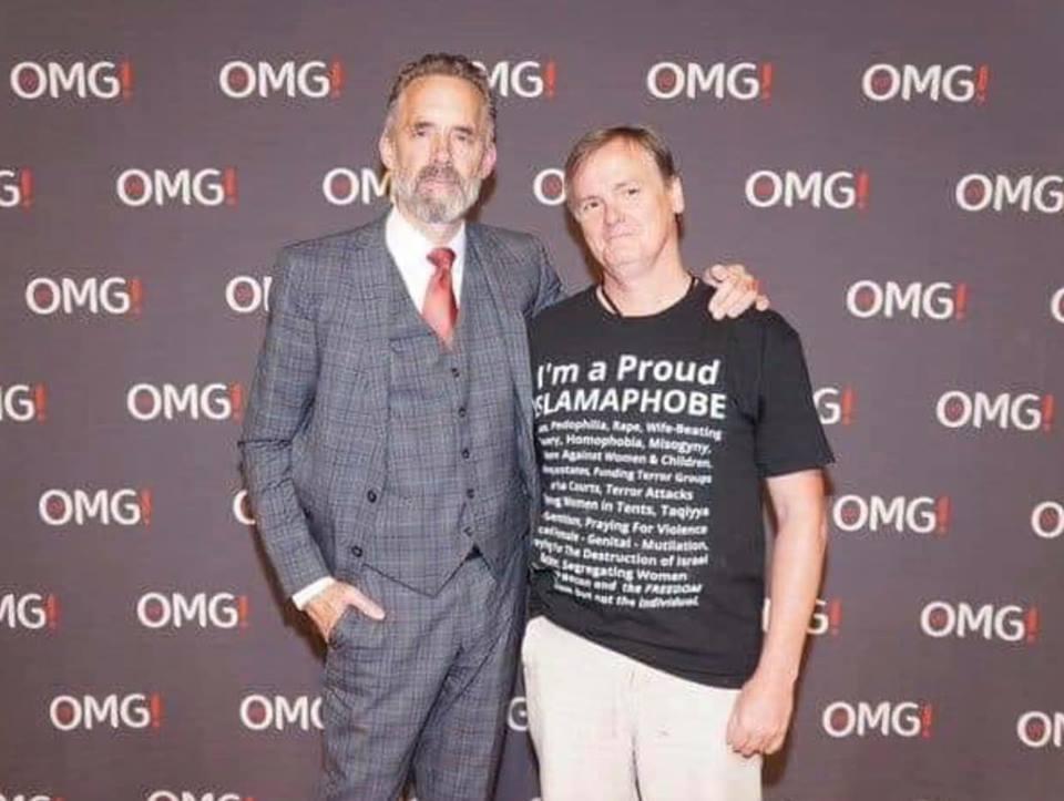 Peterson - Islamofobia