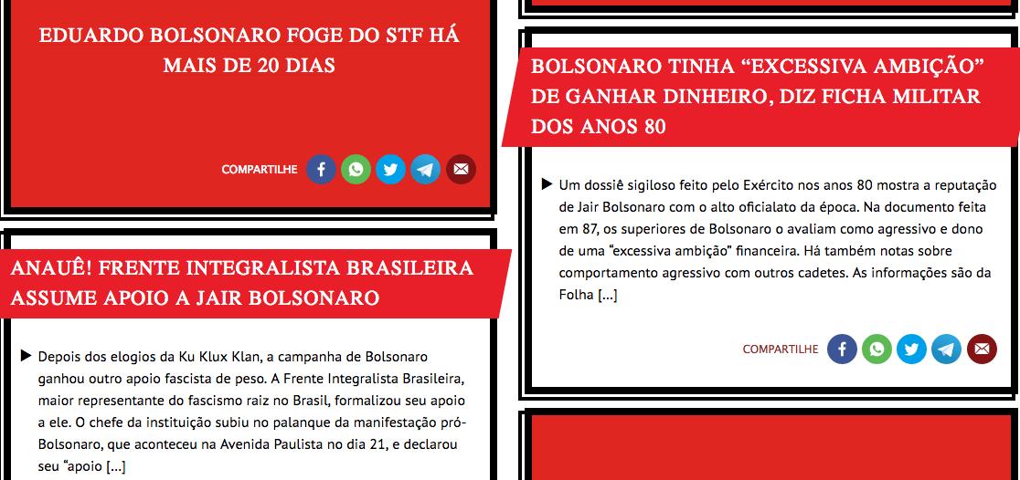 averdadesobrebolsonaro - fake news - Fernando Haddad