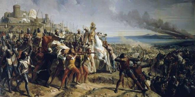 Cruzadas em Jerusalém - Deus vult