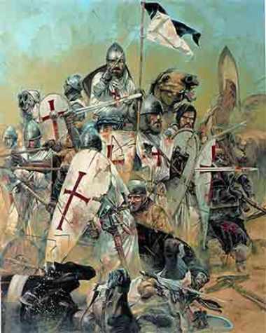 Cruzados - Deus Vult