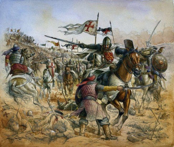 Cruzadas contra sarracenos