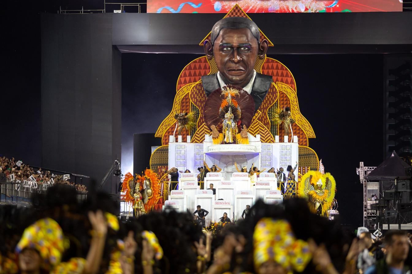 obama - erika canela - carnaval