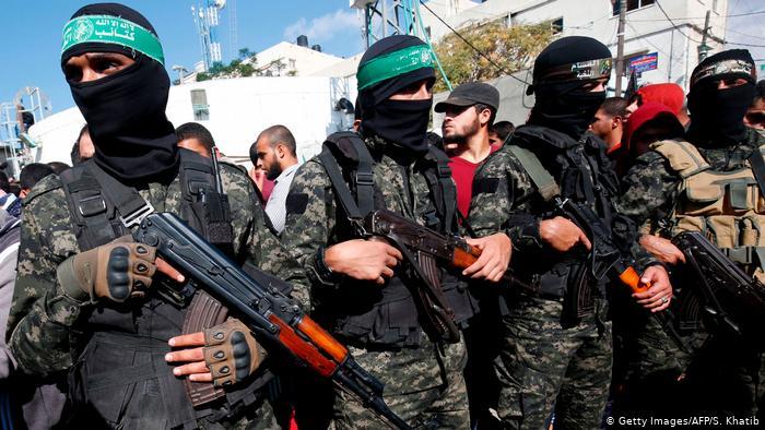 Hamas - terrorista - imprensa