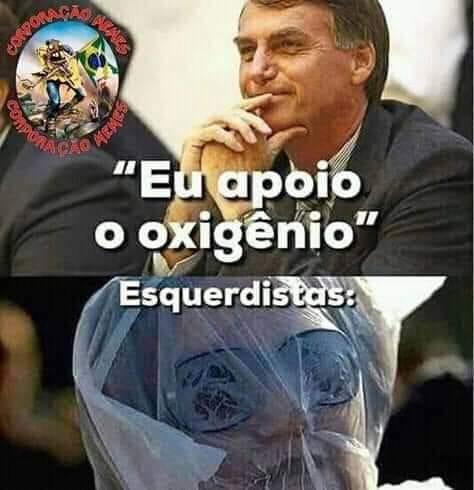 Hamas - esquerda - Bolsonaro