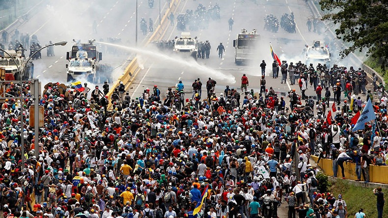 Venezuela - Ditadura - socialista - maduro - golpe