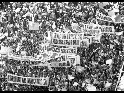 Marcha da Família com Deus pela Liberdade contra João Goulart