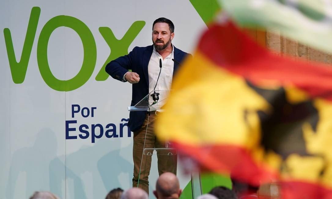 Vox - Espanha - voxonaros