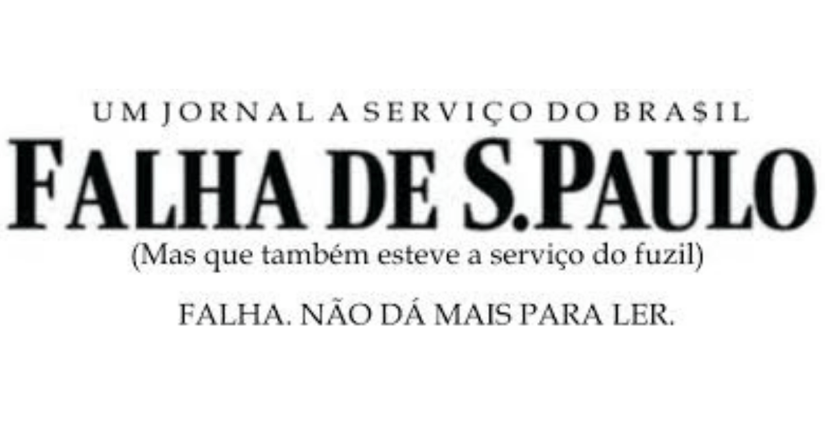 Folha de SP - Fake News