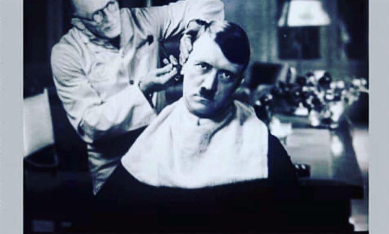 Thiago Lacerda, Bolsonaro, Hitler