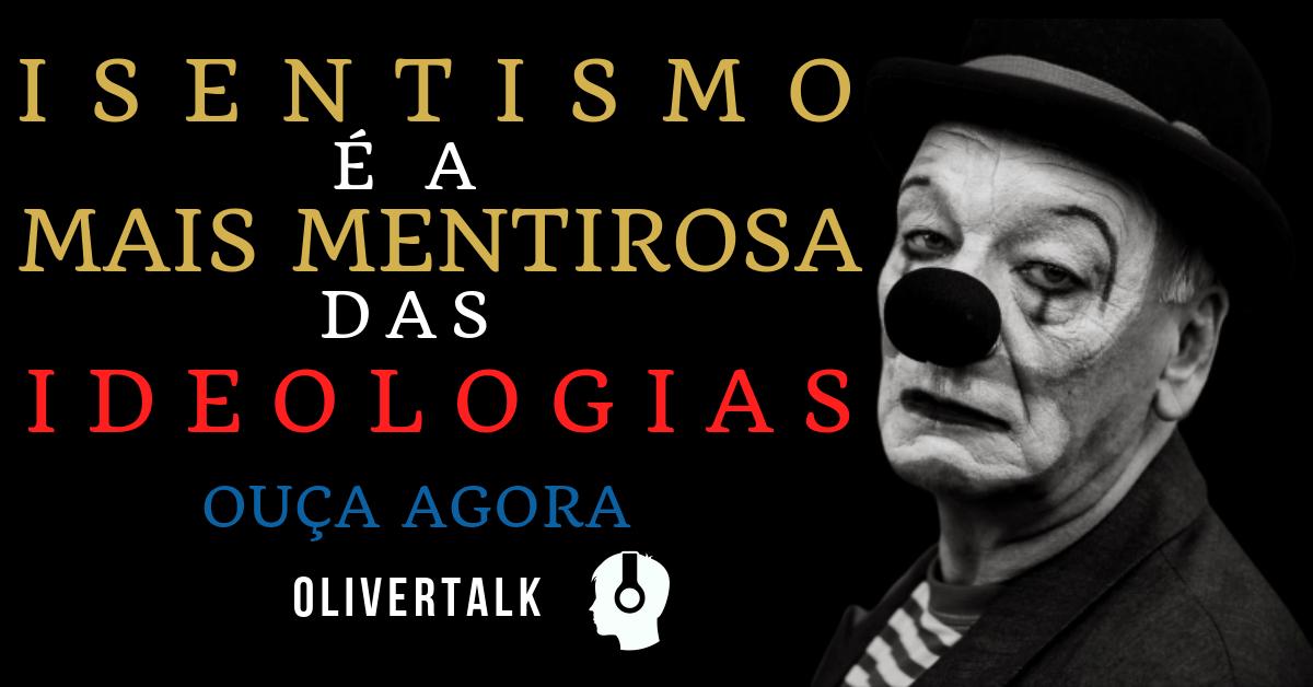 Olavo de carvalho, isentão, isentismo, rodrigo constatinto, Razzo, MBL, esquerda, direita, centro, Bolsonaro