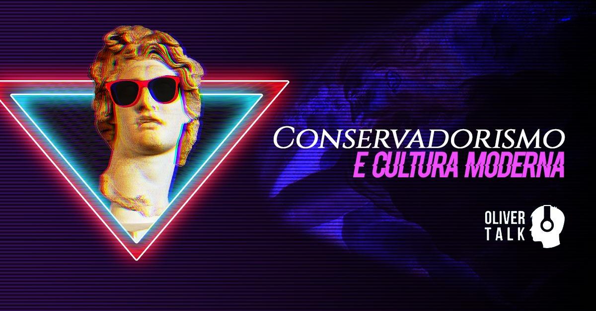 Conservadorismo, cultura moderna, Roger Scruton, Gregory Wolfe, Olivertalk