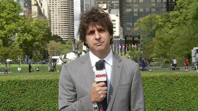Guga Chacra, esquerda, comédia, ironia, Bolsonaro, ONU, trechos
