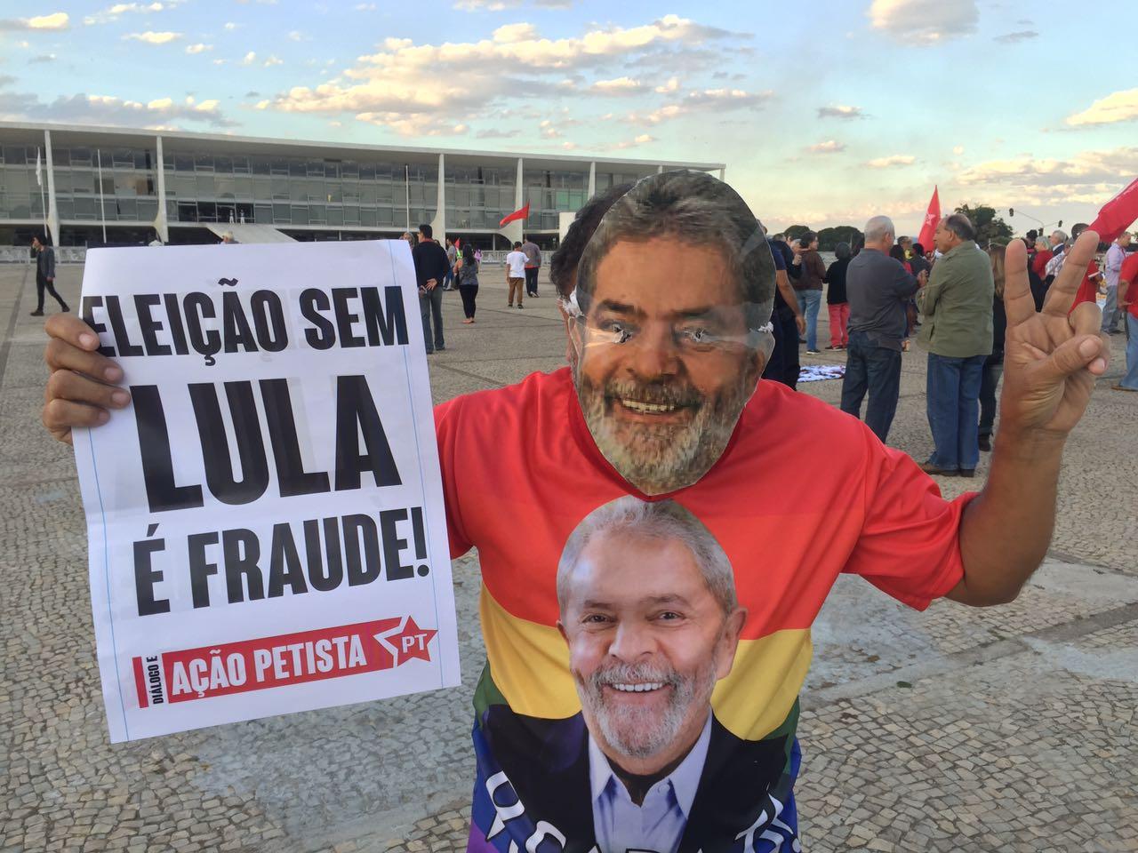 Cariaciaca, PT, Fraude, Lula, Eleição