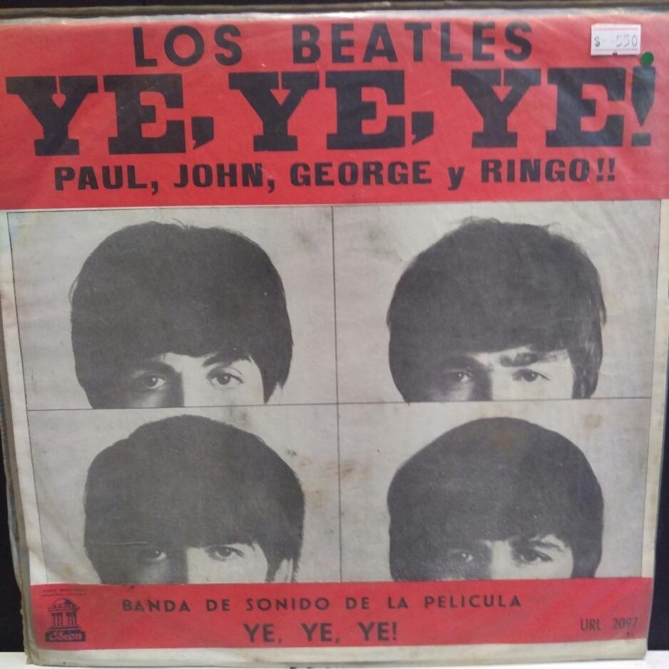 Beatles Ye Ye Ye