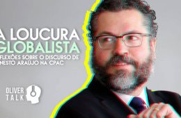 Ernesto Araujo, CPAC, Comunismo, Globalismo, Climatismo