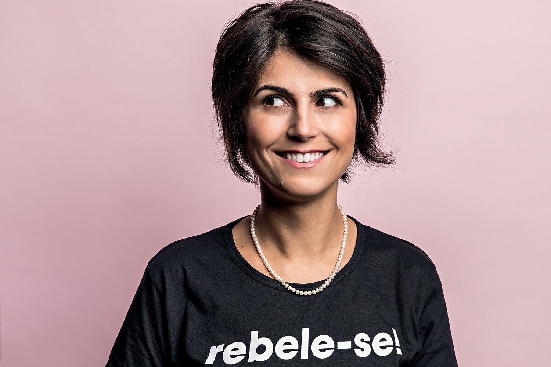 Manuela D'avila, Hacker, Gleen Greenwald, Verdevaldo, Intercept